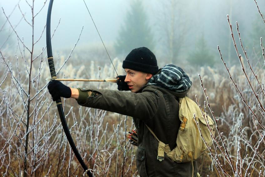 Chasse le site de la chasse l 39 arc le site des - Equipement de chasse ...